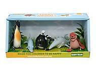Набор игрушек-фигурок «Океан», 8833, отзывы