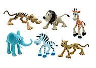 Набор игрушек-фигурок «Сафари», 8830