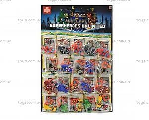 Набор игрушек Minecraft, 20 штук, 15318