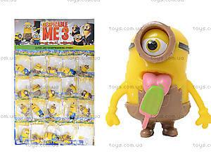 Набор игрушек «Миньоны», 20 штук, 815418