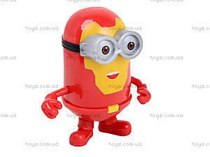 Интерактивная игрушка «Миньоны», H801B, детские игрушки
