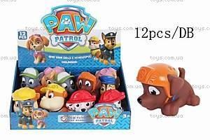 Набор игрушек-пищалок «Щенячий патруль», L2015-51