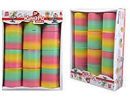 Набор игрушек «Радуга», 65-12, детские игрушки