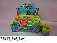 Набор игрушек радуга в коробке, MC52-X