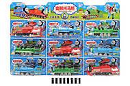 Набор игрушек робот-трансформер «Паровозик Томас», 5533-23, отзывы