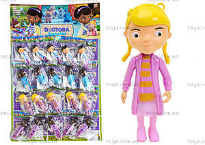 Куклы «Доктор Плюшева» на планшете, 813631