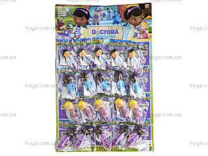 Куклы «Доктор Плюшева» на планшете, 813631, цена
