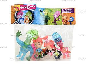 Набор игрушек из мультика «Фиксики», 868106, игрушки