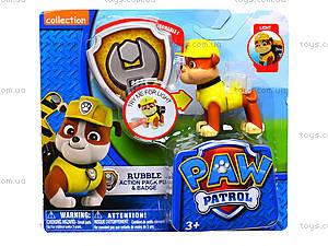Набор игрушек из мультика «Щенячий патруль», AD643, цена
