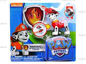 Набор игрушек из мультика «Щенячий патруль», AD643, toys