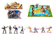 Детский игровой набор «Индейцы», 7077-85, фото