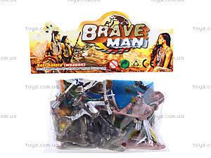 Детский игровой набор «Индейцы», 7077-85, цена