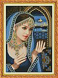 Набор «Индийская красавица» для вышивки, R261, фото