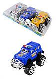 Набор инерционных игрушечных джипов, 791A-3, купить
