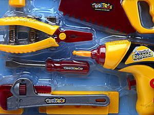 Детский игровой набор инструментов, 0717-1, купить