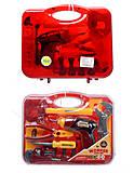 Набор инструментов в пластиковом чемодане, 0799A