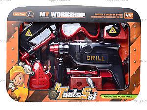 Набор инструментов My Workshop, 2033B1, цена