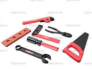 Набор игрушечных инструментов с дрелью, 2033B2, фото