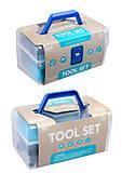 Набор инструментов, небольшой чемодан, 6607-1, фото