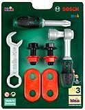 Набор инструментов Bosch с гаечными ключами, 8007-2, купить