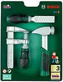Набор инструментов Bosch со столярными инструментами, 8007-3