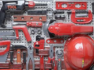 Набор инструментов для детей с каской, T200, купить