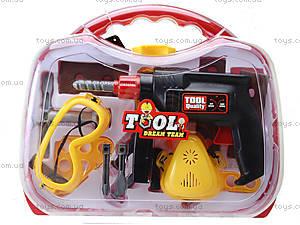 Набор инструментов для детей в чемодане, Z00E, купить