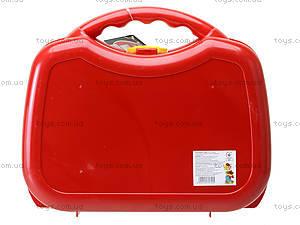 Набор инструментов для детей в чемодане, Z00E, фото