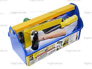 Набор инструментов для детей в саквояже, T215A, отзывы