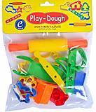 Набор инструментов для лепки Play-Dough, 014, детский