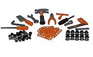 Набор инструментов для мальчика, 72 элемента, 47182, цена