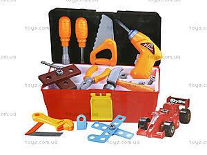 Набор инструментов «Мастер» для детей, 661-318, отзывы