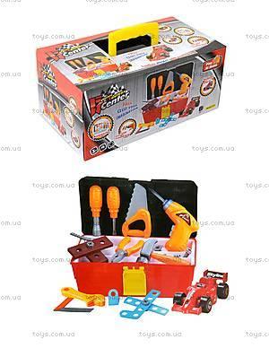Набор инструментов «Мастер» для детей, 661-318