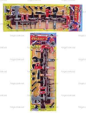 Набор игрушечных инструментов «Юный мастер», 1038B