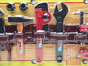 Набор игрушечных инструментов «Юный мастер», 1038B, цена