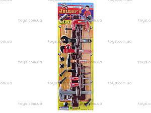 Набор игрушечных инструментов «Юный мастер», 1038B, детские игрушки