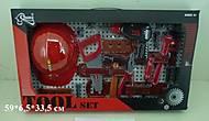 Набор инструментов с каской Tool set, T210C, отзывы