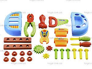 Игрушечный стол с набором инструментов, 008-90A, магазин игрушек