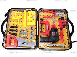 Детский набор инструментов в чемодане, T106A, купить