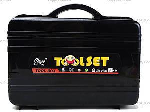 Детский набор инструментов в чемодане, T106A, отзывы