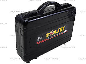 Детский набор инструментов в чемодане, T106A, цена