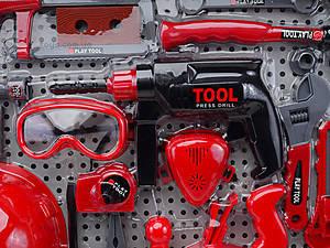 Игровой набор инструментов с каской, T117B(B), купить