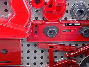 Игровой набор инструментов с каской, T117B(B), отзывы