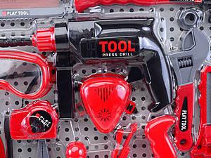 Игровой набор инструментов с каской, T117B(B), цена