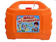 Набор инструментов от «Технок», 4388, игрушки