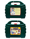 Игровой набор инструментов «Мой чемоданчик», 4371