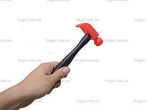 Набор детских инструментов: топор и молоток, 32-027, фото