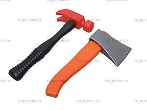 Набор детских инструментов: топор и молоток, 32-027, отзывы