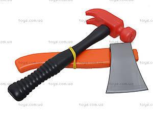 Набор детских инструментов: топор и молоток, 32-027, цена