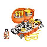 Набор инструментов в чемоданчике (8020), 8020, детский